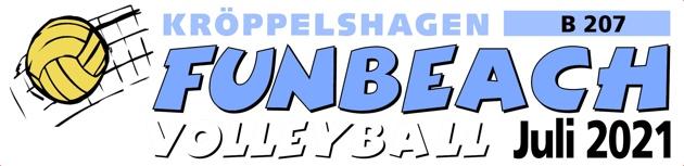 Logo Funbeach-volleyball